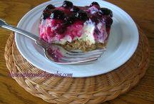 desserts / by Sally Prather