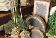 Vintage Farmhouse My Style / ~Have found my Style in Farmhouse Vintage~ / by Dyrece Evans