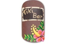 Tropical & Hawaiian Nail Art / by Rose Stumbaugh