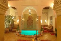 Марокканский декор