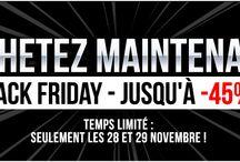 Black Friday / Seulement les 28 et 29 novembre 2014 ! http://prostudio360.fr/Offres-Black-Friday.html