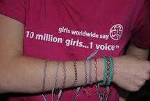 Crafts: Friendship Bracelets