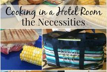 Hotel Room Cooking/Ideas
