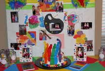 Party/Birthday themes / by Jackie Batteiger