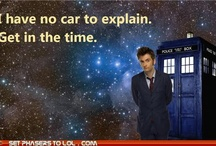 Geekery: Dr. Who