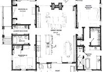 House plans / by Marianne Horton