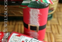 Christmas gift ideas, crafts and wrapping❤️