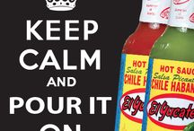 Hot Sauce Love / For all things spicy, fun and that show a love for hot sauces of all types.