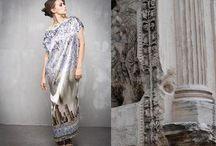 ГА_032 Платье Олимпия, именные ткани Dolce&Gabbana