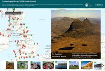 Maps / Pins linking to really cool interactive maps