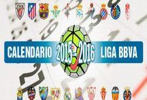LIGA BBVA 2015-2016 / Dewibola88.com | SPAIN LA LIGA