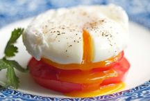 Healthy Breakfast Recipes / Eggs, smoothies, porridge and more