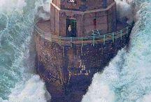 Lighthouses & Churches
