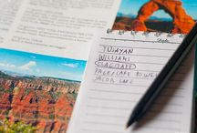 Grand Canyon Vacation / by Amy Grubb