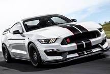 Ford Mustang / +Carol Shelby