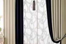 Livingroom luxuries / The curtain problem solution and more