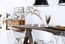 Esszimmer, Küche & Flur Einrichtungsideen / Inspirationen für deine Wohnungseinrichtung sowie tolle und kreative Gestaltungsmöglichkeiten für Esszimmer, Küche und den Flur, findest du hier gesammelt :)