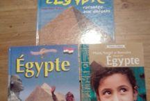 Egypte / nos activités et ressources pour notre voyage virtuel