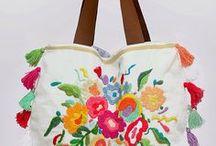 bolsos artesanales bonitos