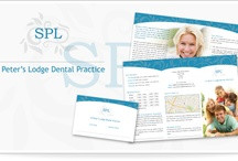 Dental Literature Design