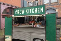 Our vans / Our brilliant street food vans visit our sites up and down the country to offer additional support to our events. Plus we have one permanently based at Coronation Street The Tour on the cobbles of the old set.