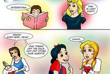 Disney Princesses / by Katie Hughes