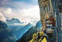 Dream places to go