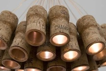 Wine Cork Projects / what to do with all those wine corks
