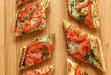 open bread