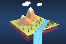 Low Poly Inspiration