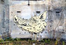 World of Urban Art : LUCA ZAMOC