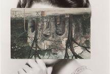 Art, collage, citations, etc.