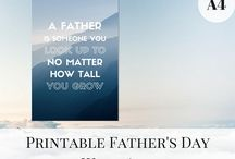 Fathers Day Ideas / 0