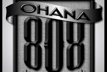 OHANA 808 / Here you will find family, here you will find Aloha #ohana808
