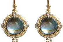 Armenta / Decadent Sterling/stones and 18k gold
