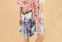 Summer inspiration / Clothing