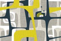 Fabrics / Mid-Century