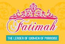 Faatimah RAD/ Daughter of Nabi SAW