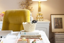 Display. Desk. Ideas. / by Marcy Wexler/A Fashionable Life