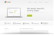 Light web design