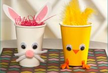 Easter ideas / by Amy Stahl