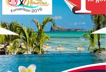 Chas Everitt Funvention 2016 Mauritius / This year our Funvention winners will be jet setting off to the beautiful tropical Island of Mauritius for the 2016 Funvention Trip. Our Chas Funventioners have lots of exciting activities and new experiences in stall for them!