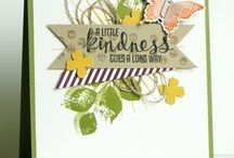 Stampin Up - Kinda Eclectic