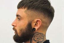 Men's haircut modd