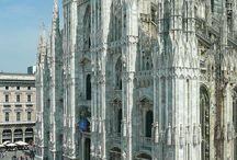 Mediolan Milan Milán Milano / Moje wspomnienia...