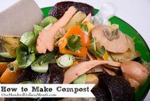 Garden Make Compost