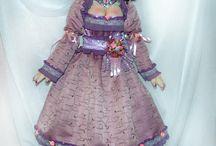 Интерьерные куколки-пакетницы