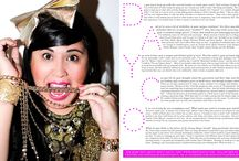 """Thrifty Hunter magazine / More photo shoots I've worked on, and all my accessory editorial stories I've contributed to the magazine!  Definitely also check out my """"Behind The Scenes"""" board for more photoshoot fun!"""