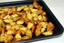 Aardappel gerechten