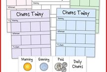 Kids, Money, and Chores / by Homeschool Creations